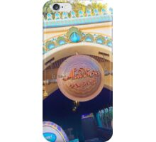 Aladdins Oasis iPhone Case/Skin
