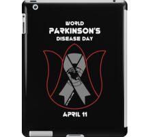 World Parkinson's Disease Day iPad Case/Skin