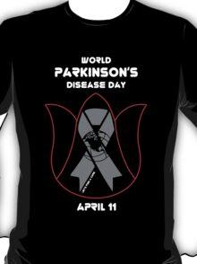 World Parkinson's Disease Day T-Shirt