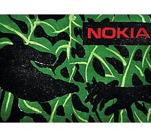 "Triptych_Second part ""Nokia""_Etching Photographic Print"