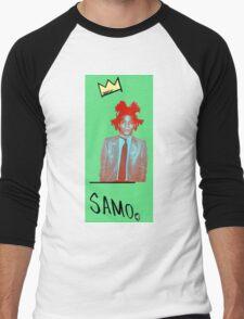 samo - green back T-Shirt