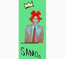 samo - green back Unisex T-Shirt