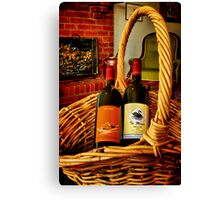 """Fruit of the Vine"" Canvas Print"