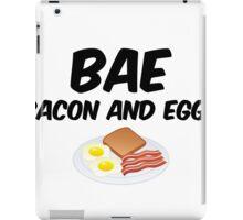 Bae - Bacon and Eggs iPad Case/Skin