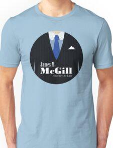 Better Call Saul - James M. McGill Suit Unisex T-Shirt