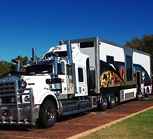 Big Kenworth by Dennis Wetherley