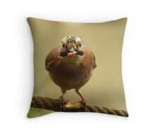 Savouring The Moment Throw Pillow