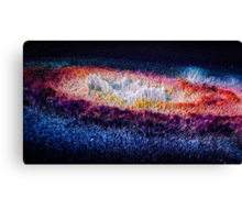 More beautiful than the Nereids 01 Canvas Print
