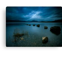 Loch Lomond Twilight Canvas Print