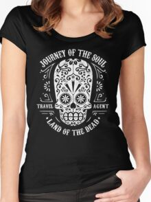 Travel Agent Catrina Women's Fitted Scoop T-Shirt