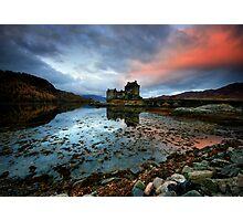 Eilean Donan Sunrise Photographic Print