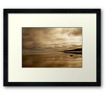 Venus Bay, Victoria, Australia Framed Print