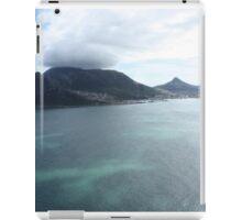 Cape Town View iPad Case/Skin