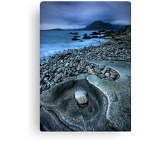 Elgol twilight : Isle of Skye Canvas Print