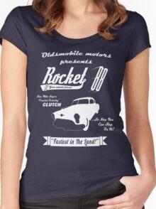 Rocket 88 Women's Fitted Scoop T-Shirt