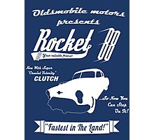 Rocket 88 Photographic Print