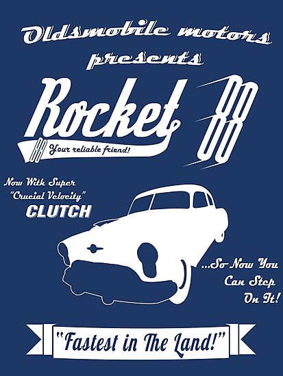 Rocket 88 by George Williams