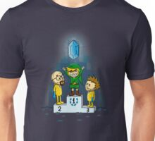 Link's Purest Blue Stuff Unisex T-Shirt