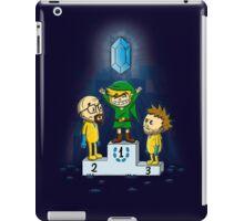 Link's Purest Blue Stuff iPad Case/Skin