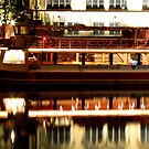 River Boat - River Ouse by Trevor Kersley