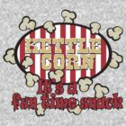 Kettle Corn! It's a fun time snack! by obscureandfunny