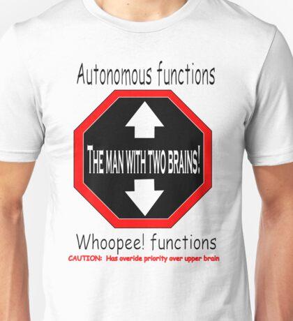 Double think Unisex T-Shirt