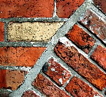 Tectonic Bricks - Saint Nicholas Church, Carrickfergus. by Smaxi