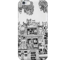 Cat's dream iPhone Case/Skin