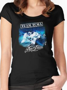 TCMA BJJ Women's Fitted Scoop T-Shirt