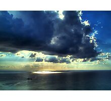 Dark Cloud Photographic Print