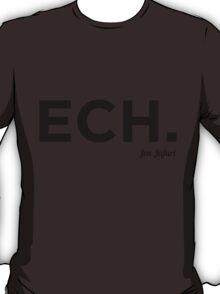 ECH Black T-Shirt