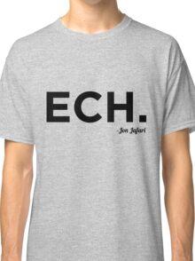 ECH Black Classic T-Shirt