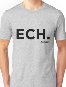 ECH Black Unisex T-Shirt