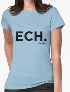 ECH Black Womens T-Shirt