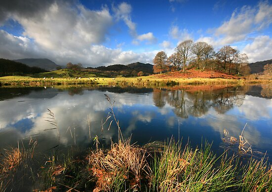 Cumbrian Calm by Angie Latham