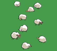 sheep by greendeer
