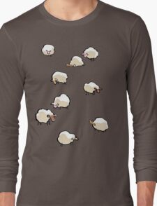 sheep Long Sleeve T-Shirt