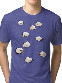 sheep Tri-blend T-Shirt