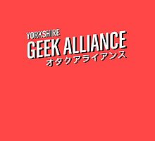 Yorkshire Geek Alliance Logo Version 2 by YGeekAlliance