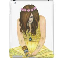 Mia Swier Pencil Drawing iPad Case/Skin