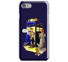 Cat Lady Companion iPhone Case/Skin