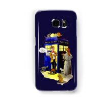 Cat Lady Companion Samsung Galaxy Case/Skin