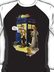 Cat Lady Companion T-Shirt