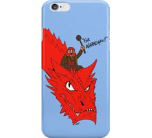 """""""For Narnia!"""" iPhone Case/Skin"""