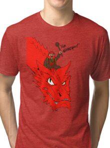 """For Narnia!"" Tri-blend T-Shirt"