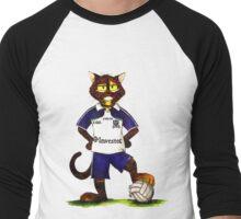 SkyeCatz: Monaghan Cindy! Men's Baseball ¾ T-Shirt