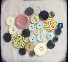 Buttons - ttv photograph by gailgriggs