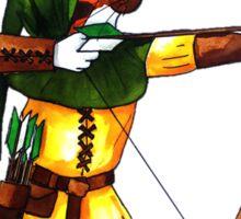 SkyeCatz: Bindi the Archer Sticker