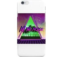 Kill The Noise iPhone Case/Skin