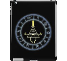 """Bill's Wheel"" from Gravity Falls iPad Case/Skin"
